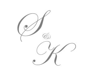 draker monogram on white