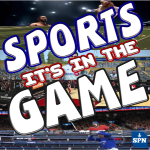 Sports, It's in the game logo
